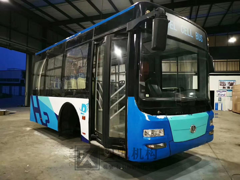 北京奥凯模型--1-1大巴车模型