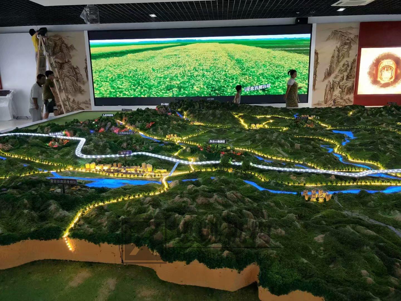 河北旅游区分布图biwei必威