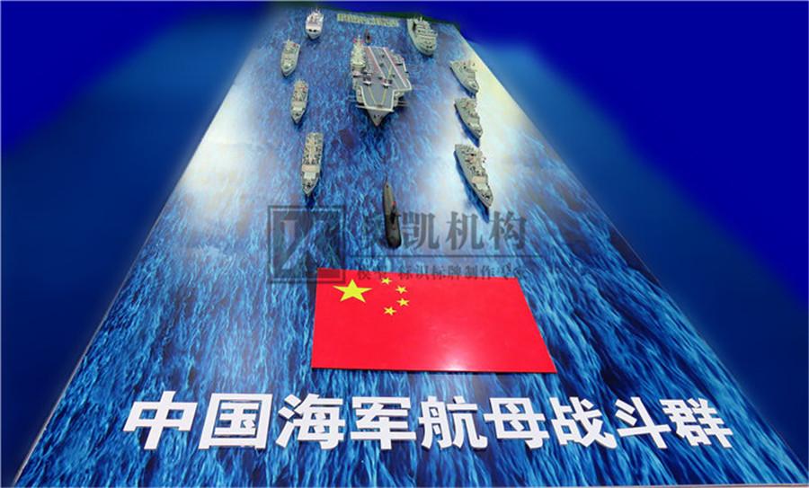 中国海军航母战斗群biwei必威